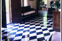 tile finish