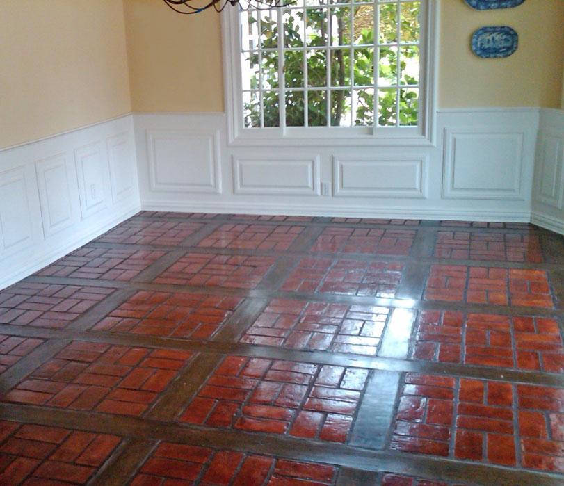 Beautiful Beautiful Stone Floor Restoration