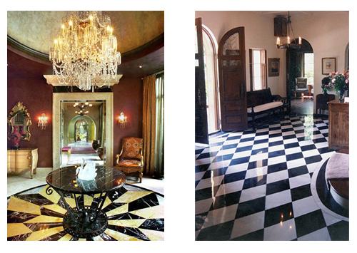Los Angeles Marble Floor Polishing